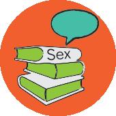 Sex Education Topics Icons