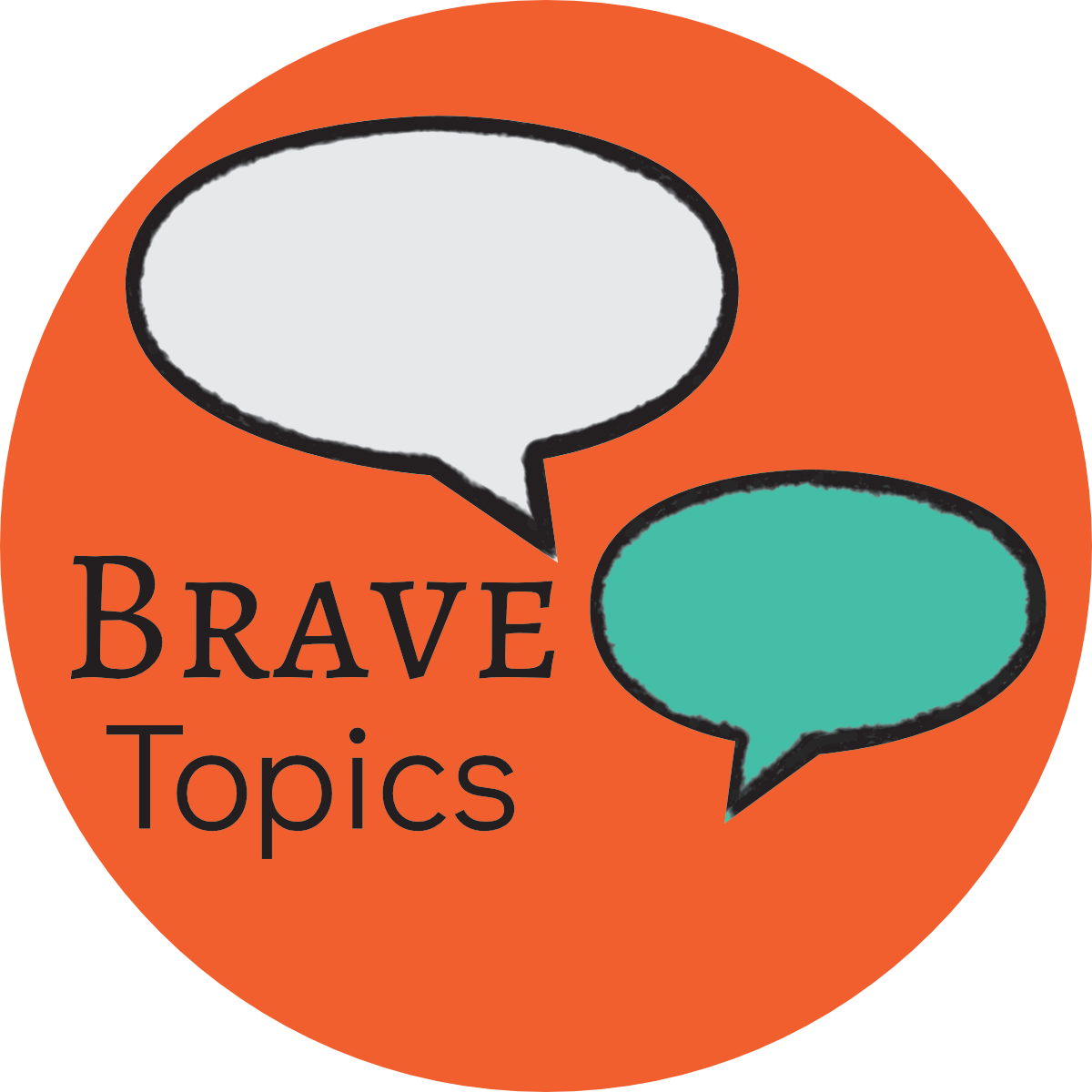 Brave Topics Icon